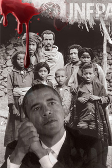 Obama - Eugenics - UNFPA