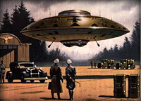 The Black Sun and the Luminous Lodge The Vril Society, the Luminous Lodge and the Realization of the Great Work Nazi-ufo-1