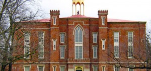 Masonic Architecture in Knox College's 'Old Main'