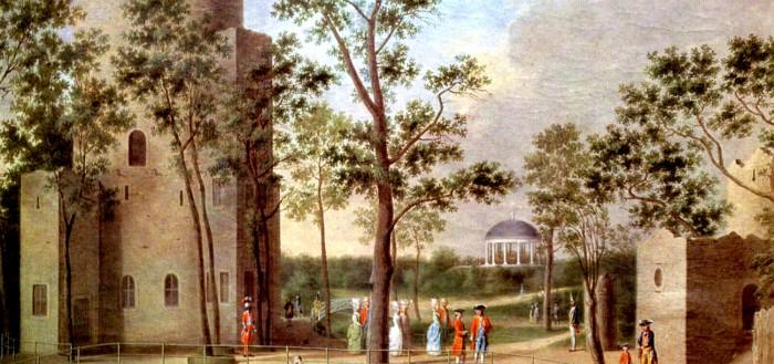 Wilhelmsbad in 1783