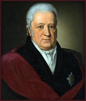 Friedrich Wilhelm Ludwig von Beulwitz (1755 Schwarzburg-Rudolstadt, Germany – 1829) -Claude Fleury-