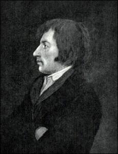 Johann Caspar Schweizer; Pastel by James Sharples (from the Pestalozzianum in Zurich)