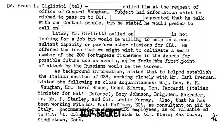 Gigliotti-CIA