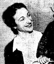 Julia Besozzi, 1942