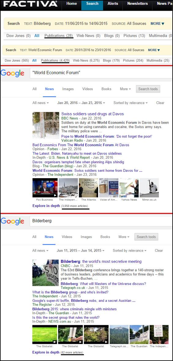 Sources: Factiva & Google News